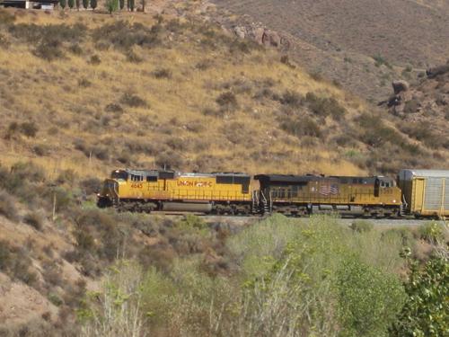 acton train