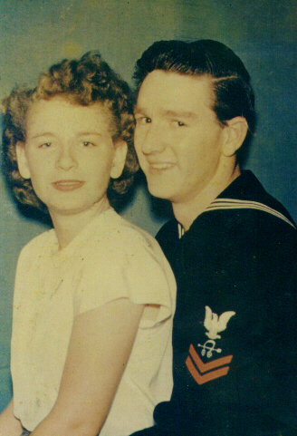 mom & dad in 1951
