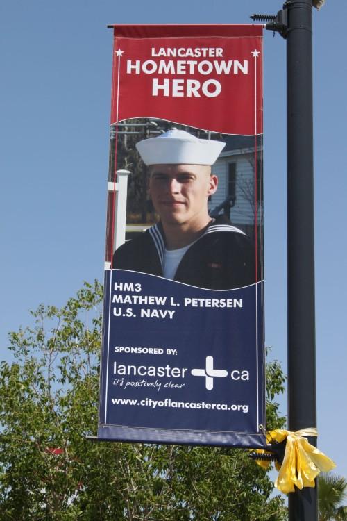 Matt's banner