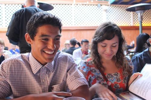 Steven & Leslie