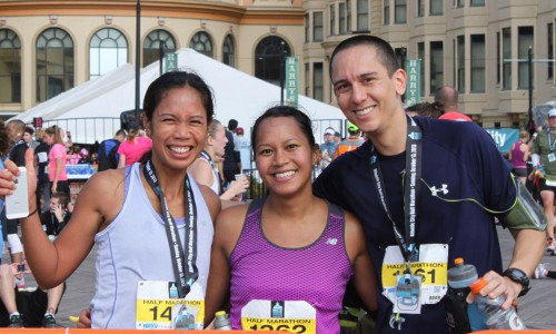 Best of the AC Marathon runners